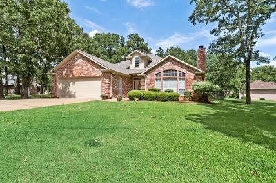 Mabank Single Family Home Active Option Contract: 114 Pinehurst Drive