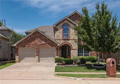 Flower Mound Single Family Home For Sale: 4436 Sandra Lynn Drive