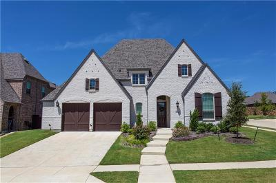 Flower Mound Single Family Home Active Kick Out: 6643 Roughleaf Ridge Road