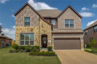 Prosper Single Family Home Active Option Contract: 1325 Jennings Court
