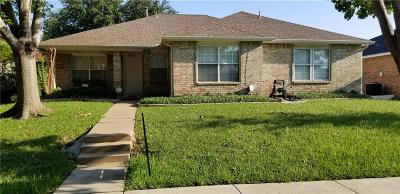 The Colony Single Family Home For Sale: 5809 Turner Street