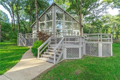 Mabank Single Family Home For Sale: 136 Scenic Drive