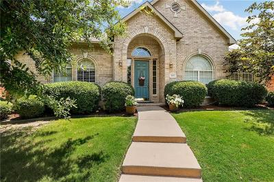 Allen Single Family Home Active Option Contract: 508 Cutter Lane