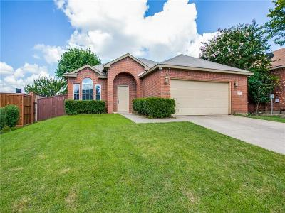 Single Family Home Active Option Contract: 3712 Ann Kathryn Way
