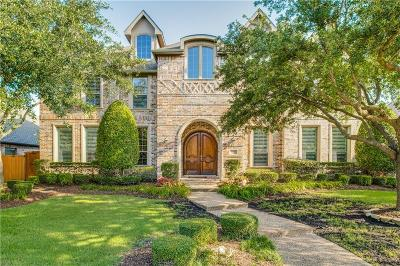 Allen Single Family Home For Sale: 1107 Italy Drive