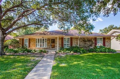 Dallas Single Family Home For Sale: 6946 Walling Lane
