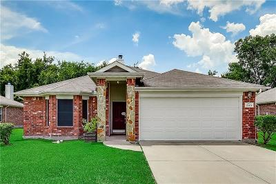 Forney Single Family Home For Sale: 203 Redbud Drive