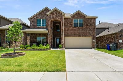 Frisco Single Family Home Active Kick Out: 4409 Bayport Drive