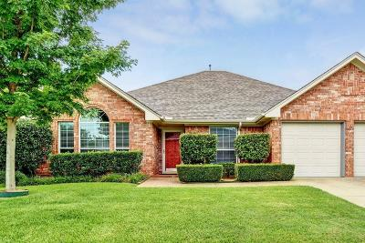 Flower Mound Single Family Home Active Option Contract: 2305 Lakeway Terrace