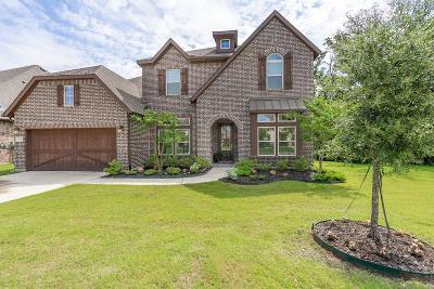 Keller Single Family Home Active Option Contract: 545 Still Meadow Drive