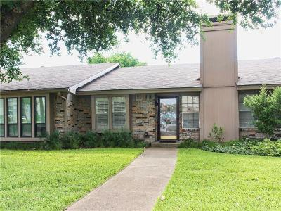 Townhouse For Sale: 10633 Stone Canyon Road #20