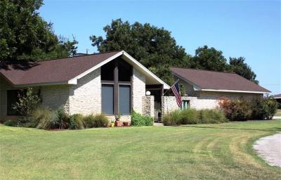 Comanche TX Single Family Home For Sale: $205,000