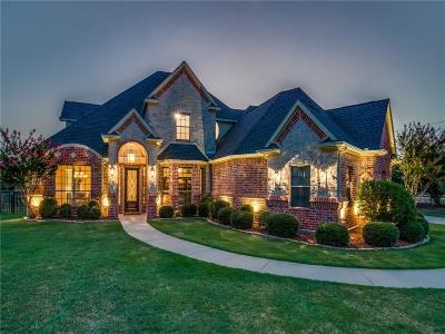 Prosper Single Family Home Active Contingent: 1921 Blue Forest Drive