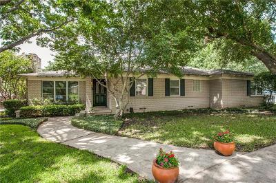 Single Family Home For Sale: 3819 Medallion Lane