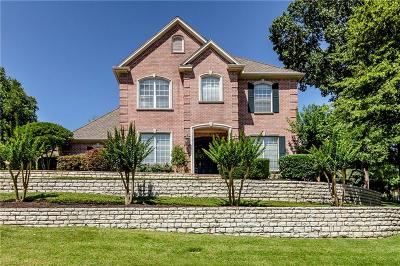 Fort Worth Single Family Home Active Option Contract: 6308 Elm Crest Court