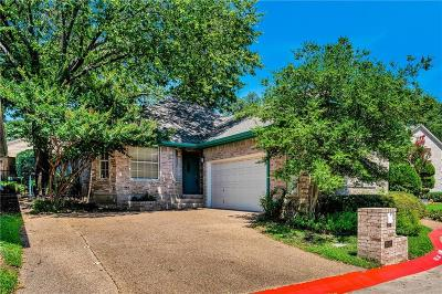 Euless Single Family Home Active Option Contract: 1501 Milla Court