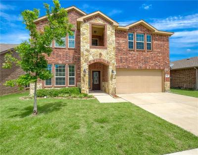 Anna Single Family Home For Sale: 2712 Pecan Grove Drive