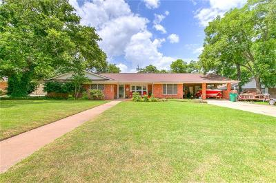 Stephenville Single Family Home For Sale: 1585 W Overhill Drive