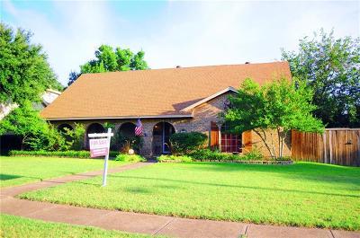 Richardson Single Family Home For Sale: 907 Loganwood Avenue