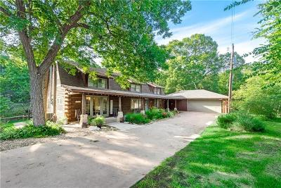 Midlothian Single Family Home For Sale: 1430 Mount Zion Road