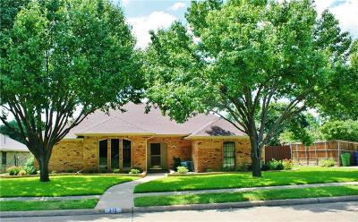 Garland Single Family Home For Sale: 310 Rustic Ridge Drive