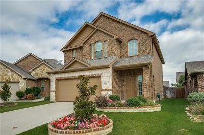 McKinney Single Family Home For Sale: 9936 Pronghorn Road