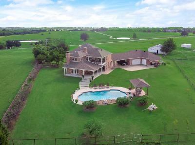 Rockwall Single Family Home For Sale: 1554 McDonald Road
