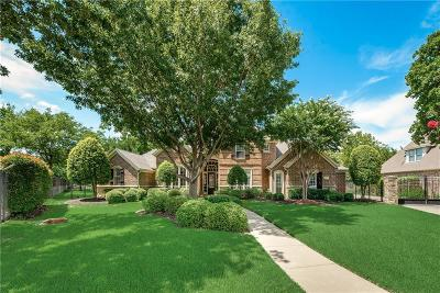 Colleyville Single Family Home Active Option Contract: 616 Shetland Drive