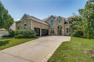 Grand Prairie Single Family Home Active Option Contract: 643 Campolina Drive