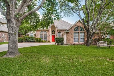 Collin County Single Family Home Active Option Contract: 4900 Promise Land Drive