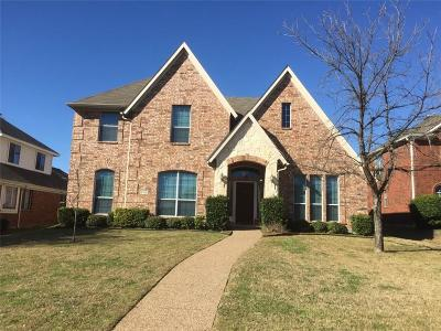 Frisco Single Family Home For Sale: 9762 Lovers Lane