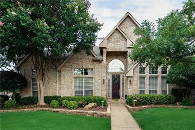 Coppell Single Family Home For Sale: 416 Fairlands Circle