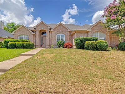 Mansfield Single Family Home Active Option Contract: 1 Laura Elizabeth Court