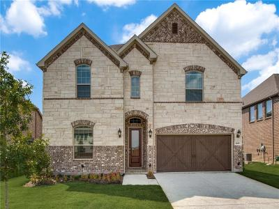 Lewisville Single Family Home For Sale: 3290 Brookglen Drive