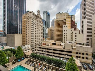 Downtown Dallas Condo Active Option Contract: 1200 Main Street #911