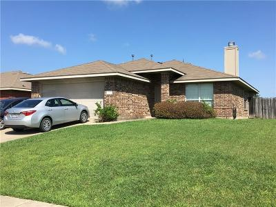 Terrell Residential Lease For Lease: 112 Shady Creek Lane