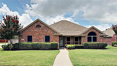 Midlothian Single Family Home For Sale: 537 Meandering Way