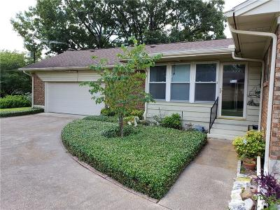 Red Oak Single Family Home For Sale: 113 S Valley Street