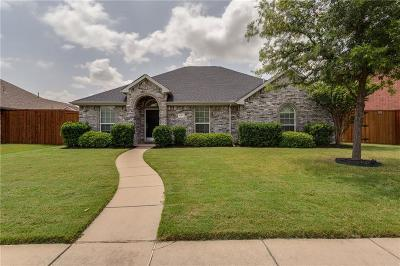 Wylie Single Family Home For Sale: 1302 Pajarito Mountain Drive