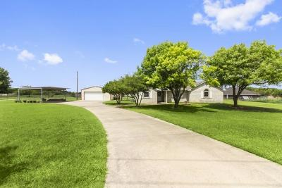 Anna Single Family Home For Sale: 9545 County Road 423