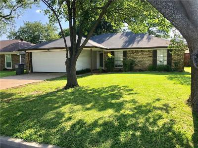 Allen Single Family Home For Sale: 1007 Sandy Trail Drive