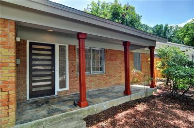 Fort Worth Single Family Home For Sale: 5801 Whitman Avenue