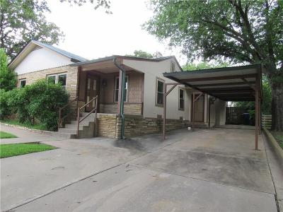 Palo Pinto County Single Family Home For Sale: 1505 NW 5th Avenue