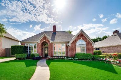 North Richland Hills Single Family Home Active Option Contract: 8517 Castle Creek Road