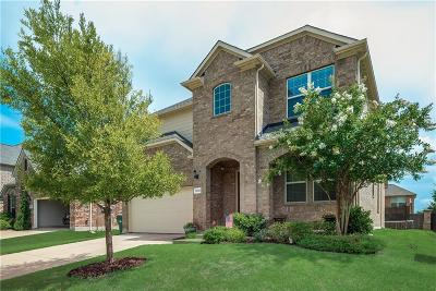 McKinney Single Family Home For Sale: 5533 Centeridge Lane