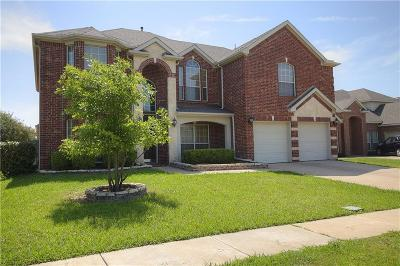 Mansfield Single Family Home For Sale: 203 Autumnwood Drive