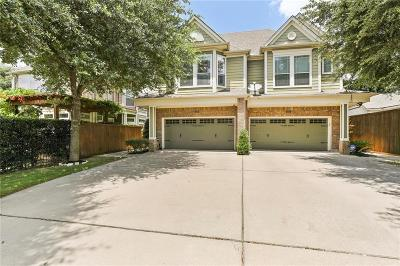 Dallas County Townhouse Active Option Contract: 4405 W University Boulevard