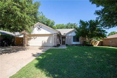 White Settlement Single Family Home For Sale: 10104 Indian Mound Road