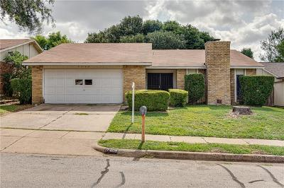 Fort Worth Single Family Home For Sale: 7408 Buttonwood Drive