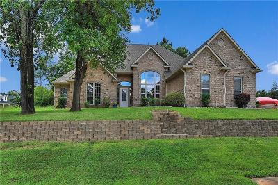 Grayson County Single Family Home For Sale: 2217 Cold Creek Drive